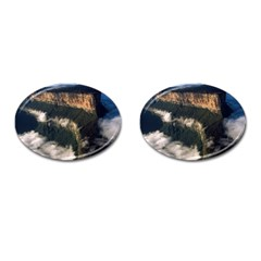 Mount Roraima 2 Cufflinks (oval) by trendistuff