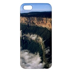 Mount Roraima 2 Iphone 5s Premium Hardshell Case by trendistuff