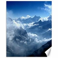 Kangchenjunga Canvas 11  X 14   by trendistuff
