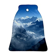 Kangchenjunga Bell Ornament (2 Sides) by trendistuff