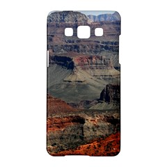 Grand Canyon 2 Samsung Galaxy A5 Hardshell Case  by trendistuff