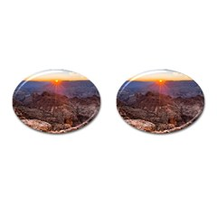 Grand Canyon 1 Cufflinks (oval) by trendistuff