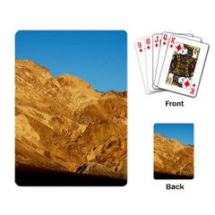 Death Valley Playing Card by trendistuff