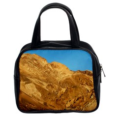 Death Valley Classic Handbags (2 Sides) by trendistuff