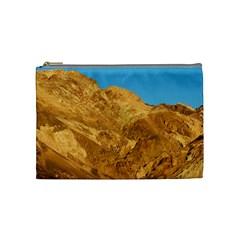 Death Valley Cosmetic Bag (medium)  by trendistuff