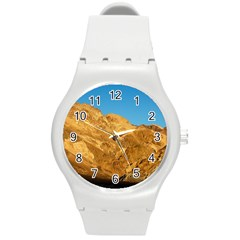 Death Valley Round Plastic Sport Watch (m) by trendistuff