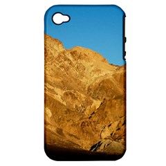 Death Valley Apple Iphone 4/4s Hardshell Case (pc+silicone) by trendistuff