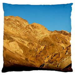 Death Valley Large Flano Cushion Cases (one Side)  by trendistuff