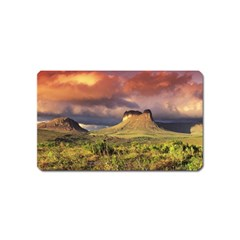 CHAPADA DIAMANTINA 1 Magnet (Name Card) by trendistuff