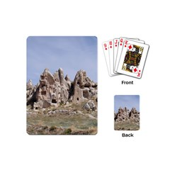 CAPPADOCIA 1 Playing Cards (Mini)  by trendistuff