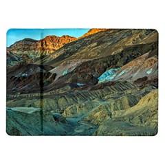 Artists Palette 1 Samsung Galaxy Tab 10 1  P7500 Flip Case by trendistuff