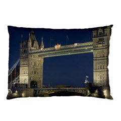 Tower Bridge Pillow Cases (two Sides) by trendistuff