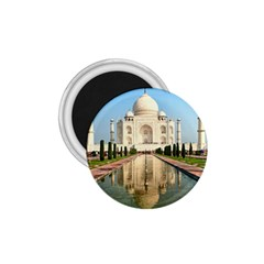 Taj Mahal 1 75  Magnets by trendistuff