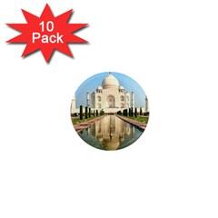 Taj Mahal 1  Mini Magnet (10 Pack)  by trendistuff