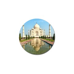 Taj Mahal Golf Ball Marker (4 Pack) by trendistuff
