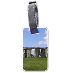 Stonehenge Luggage Tags (two Sides) by trendistuff