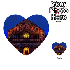 Stanford Chruch Multi Purpose Cards (heart)  by trendistuff