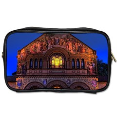 Stanford Chruch Toiletries Bags 2 Side by trendistuff