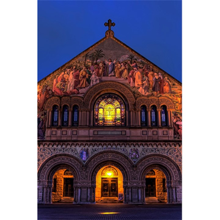 STANFORD CHRUCH 5.5  x 8.5  Notebooks