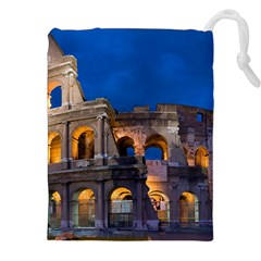 Rome Colosseum 2 Drawstring Pouches (xxl)