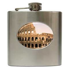 Rome Colosseum Hip Flask (6 Oz) by trendistuff