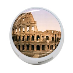 Rome Colosseum 4 Port Usb Hub (one Side) by trendistuff