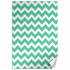 Chevron Pattern Gifts Canvas 24  X 36  by creativemom