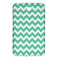 Chevron Pattern Gifts Samsung Galaxy Tab 3 (7 ) P3200 Hardshell Case  by creativemom
