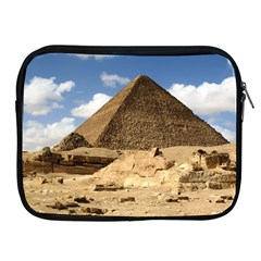 Pyramid Giza Apple Ipad 2/3/4 Zipper Cases by trendistuff