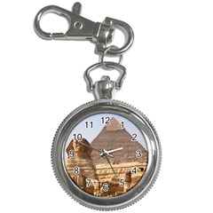 Pyramid Egypt Key Chain Watches by trendistuff