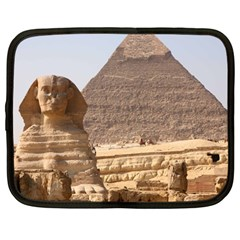 Pyramid Egypt Netbook Case (large) by trendistuff