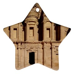Petra Jordan Ornament (star)  by trendistuff