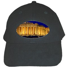 Parthenon 2 Black Cap by trendistuff