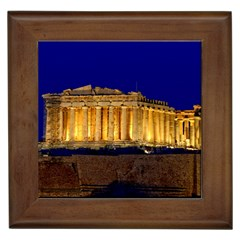 Parthenon 2 Framed Tiles by trendistuff