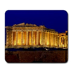 Parthenon 2 Large Mousepads by trendistuff