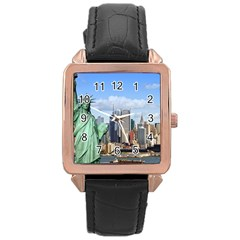 Ny Liberty 1 Rose Gold Watches by trendistuff