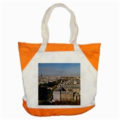 Notre Dame Accent Tote Bag  by trendistuff