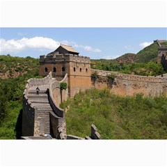 Great Wall Of China 3 Collage 12  X 18  by trendistuff