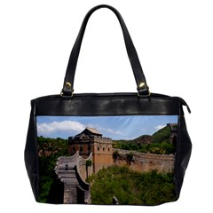 Great Wall Of China 3 Office Handbags by trendistuff