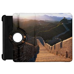 Great Wall Of China 2 Kindle Fire Hd Flip 360 Case by trendistuff