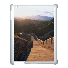 Great Wall Of China 2 Apple Ipad 3/4 Case (white) by trendistuff