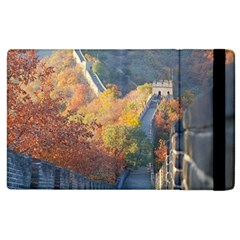 GREAT WALL OF CHINA 1 Apple iPad 3/4 Flip Case by trendistuff