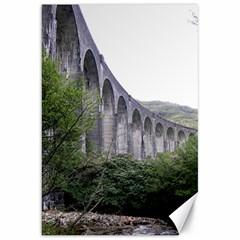 Glenfinnan Viaduct 2 Canvas 20  X 30   by trendistuff