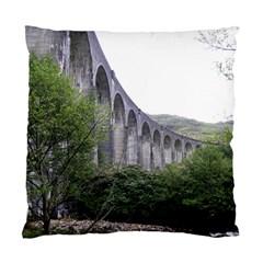 Glenfinnan Viaduct 2 Standard Cushion Cases (two Sides)  by trendistuff