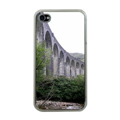 Glenfinnan Viaduct 2 Apple Iphone 4 Case (clear) by trendistuff