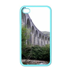 Glenfinnan Viaduct 2 Apple Iphone 4 Case (color) by trendistuff