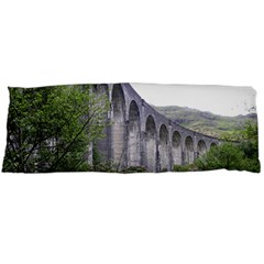 Glenfinnan Viaduct 2 Body Pillow Cases Dakimakura (two Sides)  by trendistuff