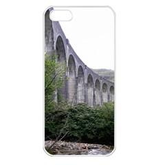 Glenfinnan Viaduct 2 Apple Iphone 5 Seamless Case (white) by trendistuff