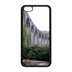 Glenfinnan Viaduct 2 Apple Iphone 5c Seamless Case (black) by trendistuff