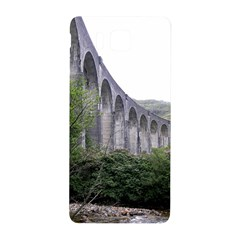 Glenfinnan Viaduct 2 Samsung Galaxy Alpha Hardshell Back Case by trendistuff